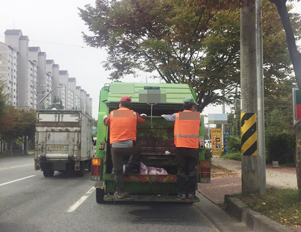 [labor news] Two street cleaning service workers in Suncheon diagnosed with lung cancer