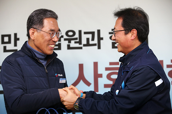 [labor news] Two trade union centers in Korea join hands for solidarity