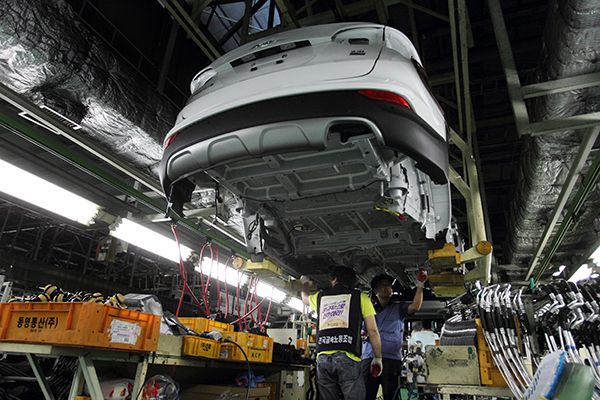 [labor news] A tripartite forum for the automobile industry to kick off